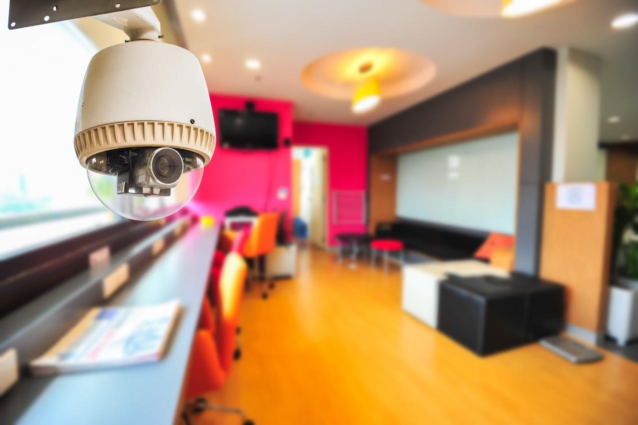 Como Posicionar as Câmeras de Segurança?